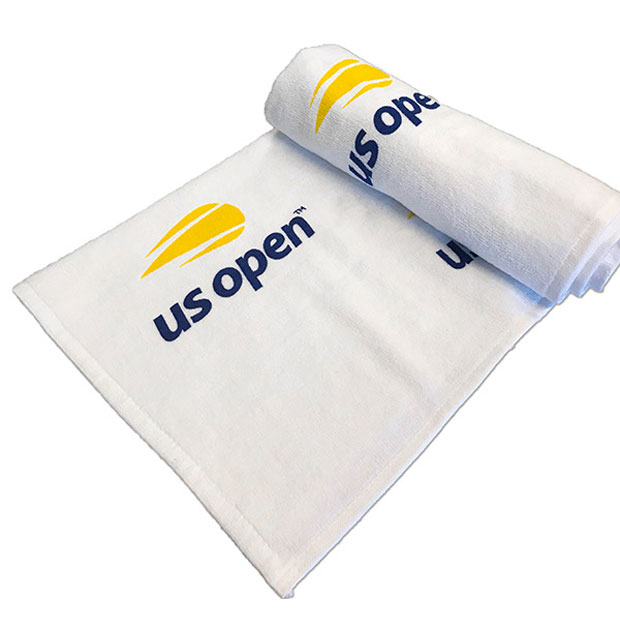 [US 오픈 엔드 코트 타월] US Open End Court Towel - White