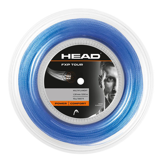 [헤드 FXP Tour 1.30mm  릴 테니스 스트링] Head FXP Tour 16g Reel Tennis String