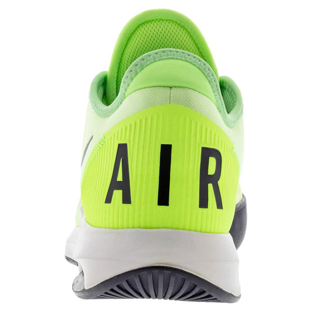 [나이키 남성용 에어 맥스 와일드카드 테니스화] NIKE Men`s Air Max Wildcard Tennis Shoes - Ghost Green and Barely Volt