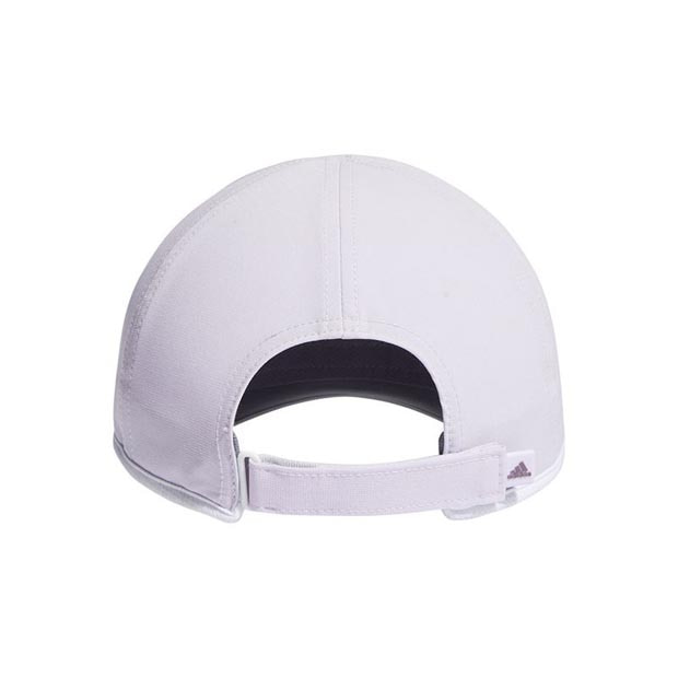 [아디다스 여성용 슈퍼라이트 테니스 모자] Adidas Women's SuperLite Tennis Hat - Purple Tint w/Legacy Purple