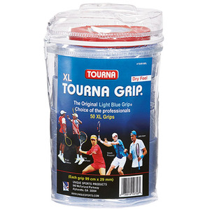 [투나 그립 50 팩 XL] Tourna Grip 50 Pack XL