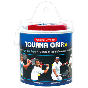 [투나 그립 30 팩 XL] Tourna Grip 30 Pack XL