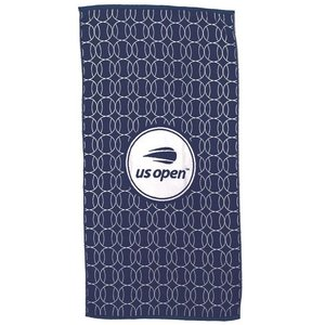 [US 오픈 2018 비치 타월]US Open 2018 Beach Towel - Navy/White