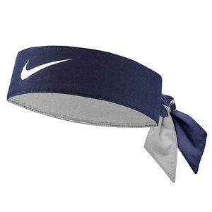 [나이키 테니스 헤드밴드] Nike Tennis Headband - Navy w/White