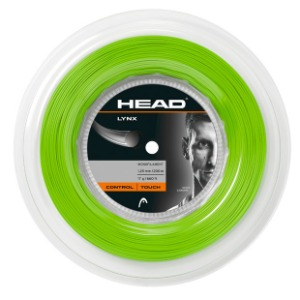 [헤드 Lynx 1.30mm  릴 테니스 스트링] Head Lynx 16g Reel Tennis String