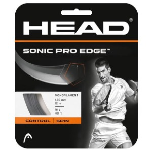 [헤드 Sonic Pro Edge 테니스 스트링] Head Sonic Pro Edge Tennis String