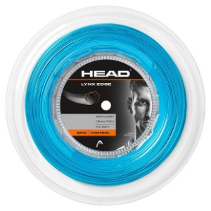 [헤드 Lynx Edge 1.25mm  릴 테니스 스트링] Head Lynx Edge 17g Reel Tennis String