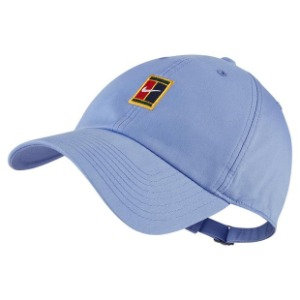 [나이키 남성용 코트 헤리티지 86 로고 모자]NIKE Men`s Court Heritage 86 Logo Tennis Cap - Royal Pulse