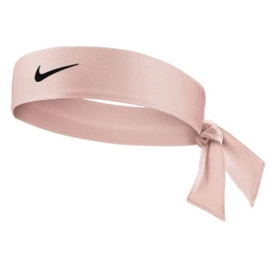 [나이키 여성용 테니스 헤드 타이] Nike Women's Tennis Head Tie - Arctic Orange/Black