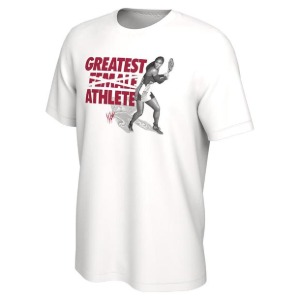 [나이키 남녀공용 세레나 윌리암스 G.O.A.T. 티셔츠] NIKE Unisex SW Greatest Athlete of All Time T-Shirt (Unisex Sizes) - White